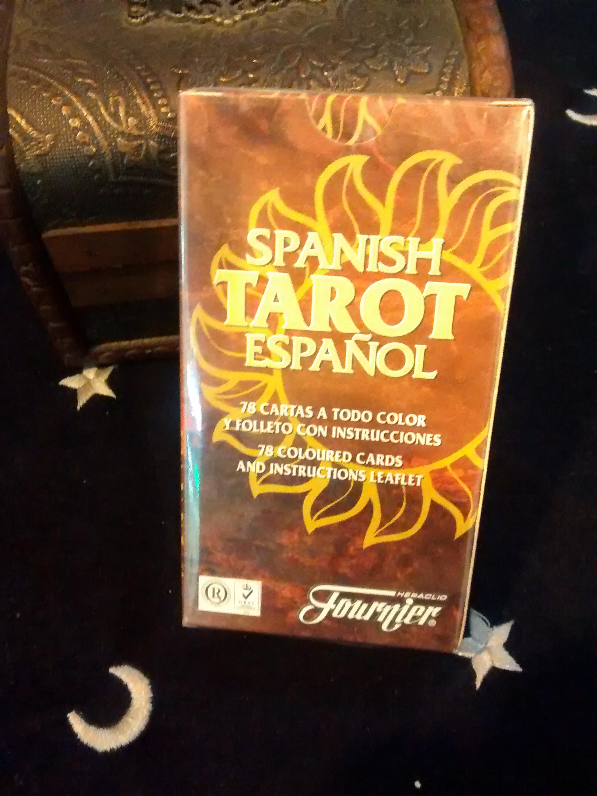 Tarot Español de Forunier