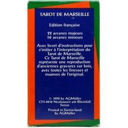 Tarot de Marseille (FRANCÉS)
