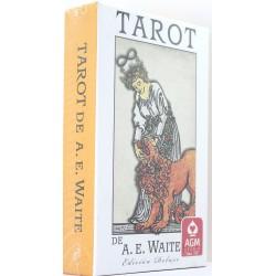 TAROT RIDER WAITE  GRANDE DE LUJO