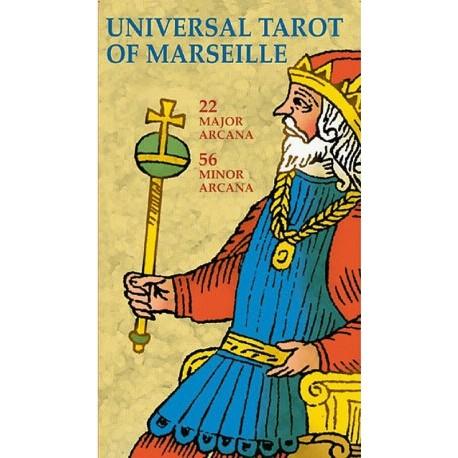Universal Tarot of Marseille
