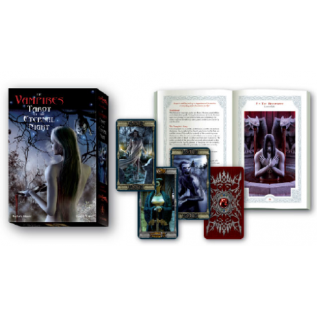 The Vampires Tarot Of theEternal Night