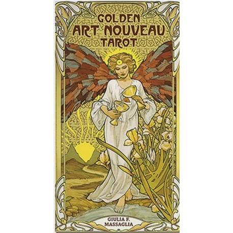 Golden Art Nouveau