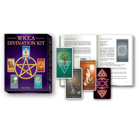 WICCA DIVINATION KIT