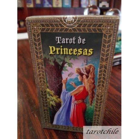 tarot de las princesas