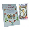 Pack Libro Tarot (Stuart . R. Kaplan) Y Rider Agm  Standard.