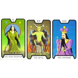Tarot of the Witches ( James Bond 007)