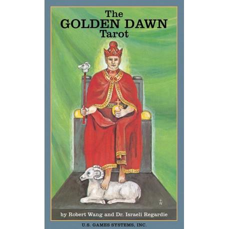 Golden Dawn Tarot Us Games