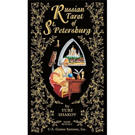 Kit Tarot Ruso de San Petersburgo