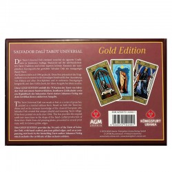 Tarot Universal Dali ( Golden Edition)