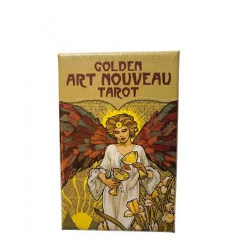 Tarot Pocket Golden Art Nouveau