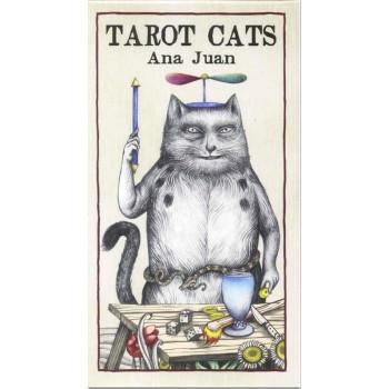 Tarot Cats (Gatos Fournier)