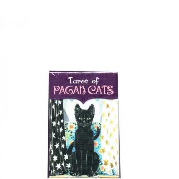 Tarot Pocket Gatos Paganos