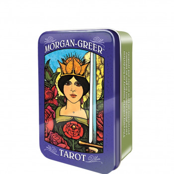 Morgan Greer Tarot Caja Metálica