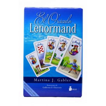 El Oráculo Lenormand ( Martina j, Gambler)