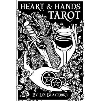 Heart and hands Tarot