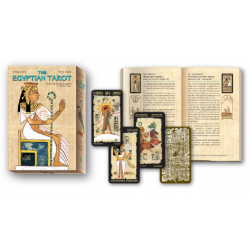 THE EGYPTIAN TAROT Y LIBRO
